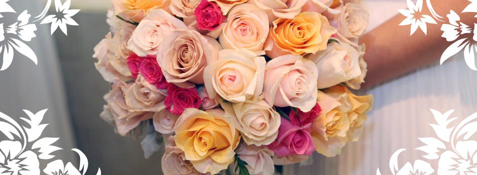 Florabunda Flowers - Bridal flowers.