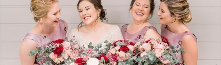Such a beautiful photo Claire Elise Photography thank you! Happy girls, happy flowers, happy…